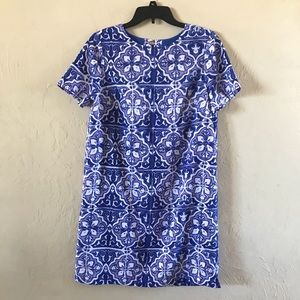 The Limited - shift dress.  Short sleeve